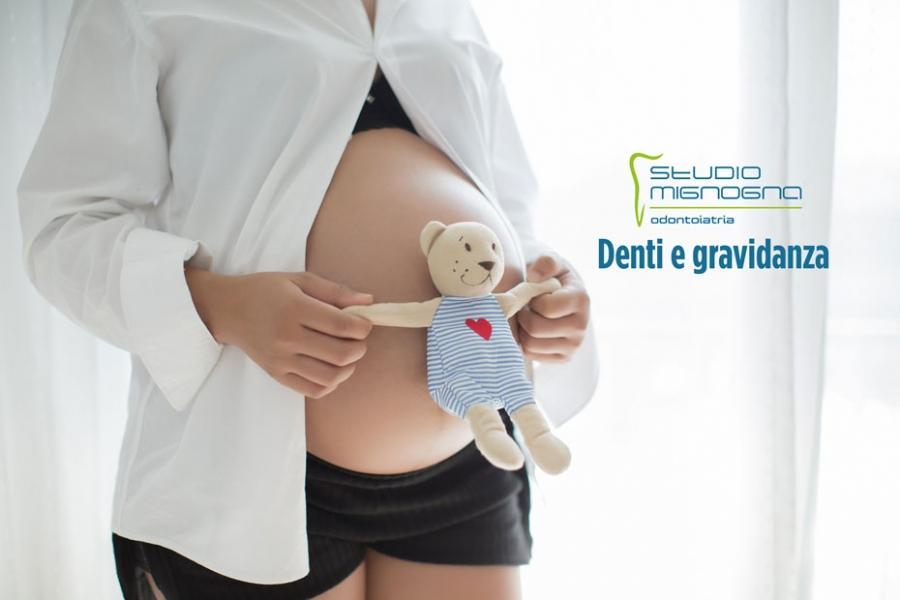 Cosa succede ai denti durante la gravidanza