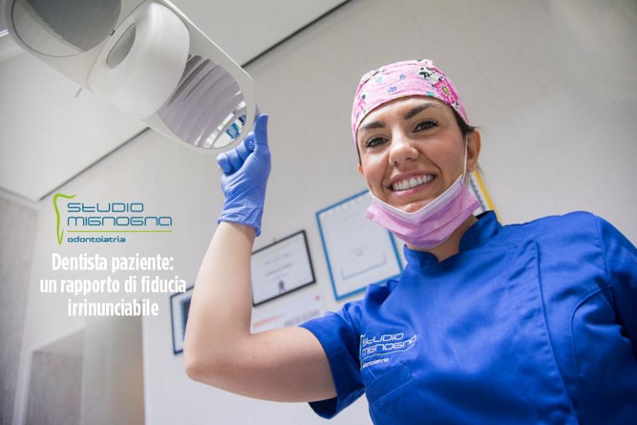 Dentista e paziente: un rapporto di fiducia irrinunciabile