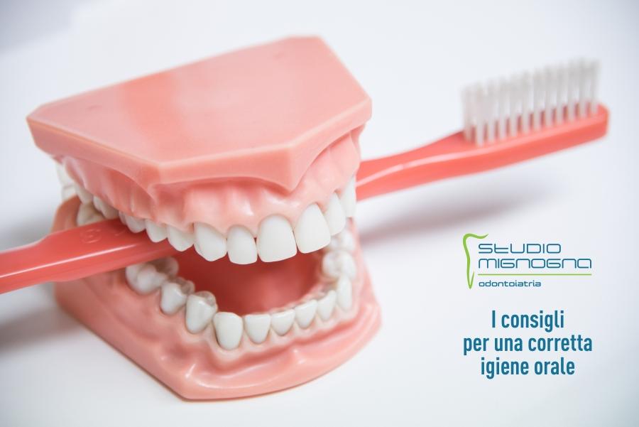 I consigli per una corretta igiene orale