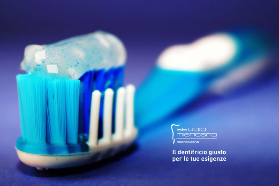 Il dentifricio giusto per le tue esigenze